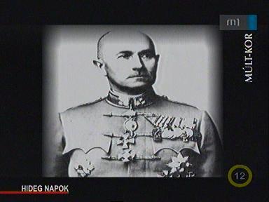Szombathelyi Ferenc (1887-1946), vezérkari főnök