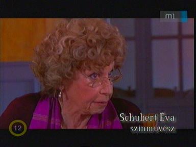 Schubert Éva, színművész