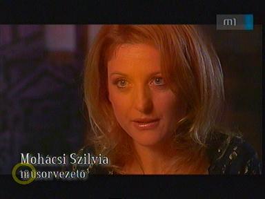 Mohácsi Szilvia, műsorvezető