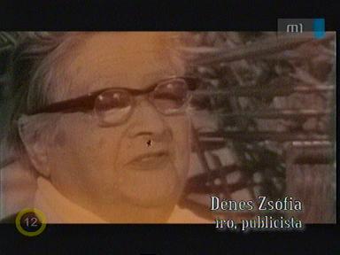Dénes Zsófia, író, publicista