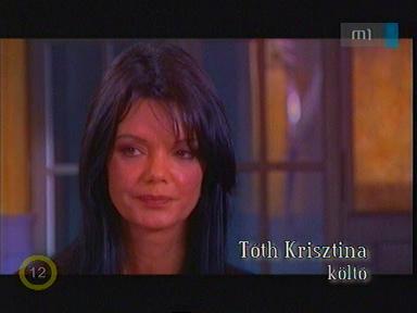 Tóth Krisztina, költő