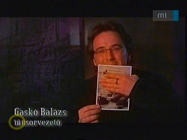 Gaskó Balázs, műsorvezető