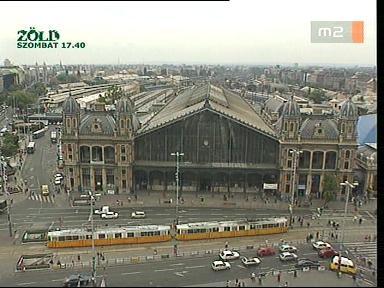 A Nyugati pályaudvar főépülete, Budapest