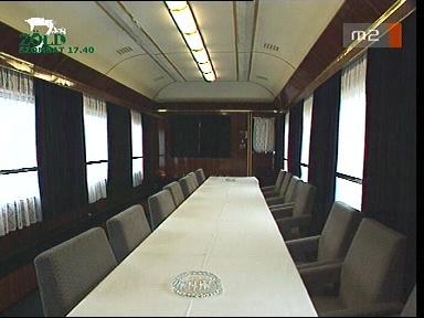 Az ún. Kádár-vonat tárgyalóterme