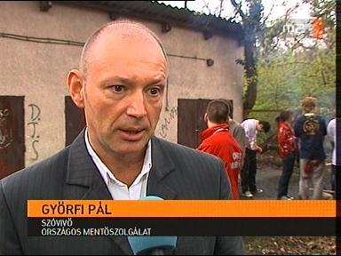 Győrfi Pál, szóvivő, Országos Mentőszolgálat