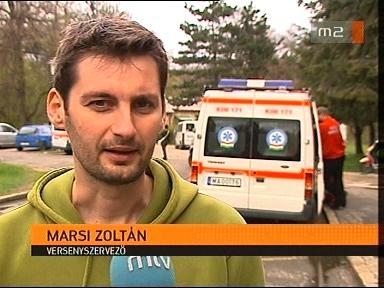 Marsi Zoltán, versenyszervező