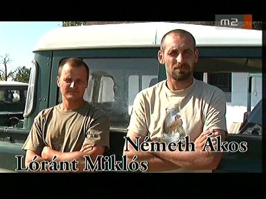Lóránt Miklós, Németh Ákos