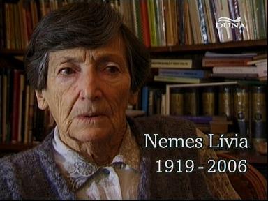 Nemes Lívia (1919-2006)