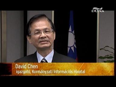David Chen, igazgató, Kormányzati Információs Hivatal