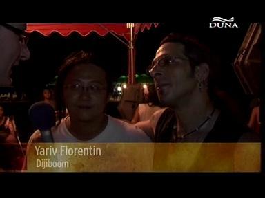 Yariv Florentin, Dijiboom