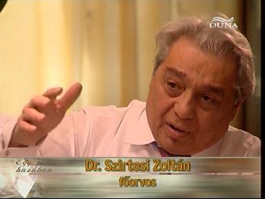 dr. Szirtesi Zoltán, főorvos