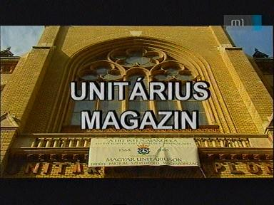 Unitárius magazin