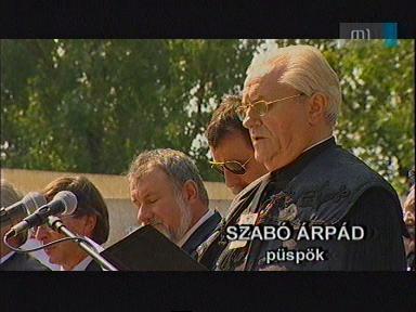 Szabó Árpád, püspök