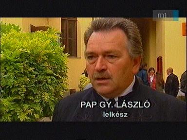 Pap Gy. László, lelkész