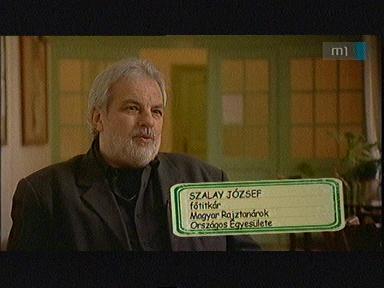 Szalay József, főtitkár, Magyar Rajztanárok Országos Egyesülete