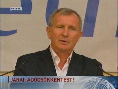 Járai Zsigmond, volt elnök, Magyar Nemzeti Bank