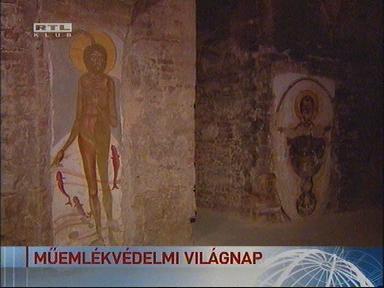 Kriptarendszer a Kiscelli Múzeum alatt