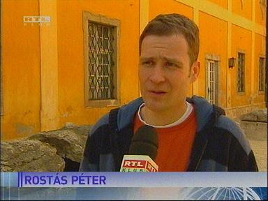 Rostás Péter, igazgatóhelyettes, Kiscelli Múzeum