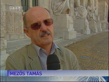 Mezős Tamás, elnök, Kulturális és Örökségvédelmi Hivatal