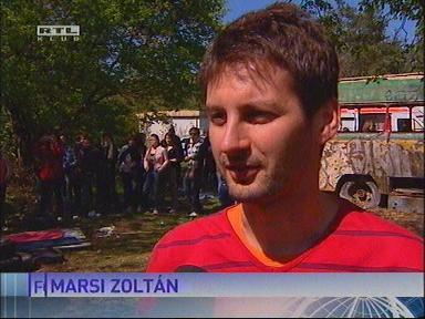 Marsi Zoltán, főszervező, Országos Elsősegély-ismereti Verseny