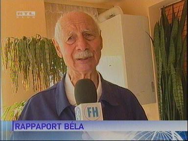 Rappaport Béla, Zalaszentlászló