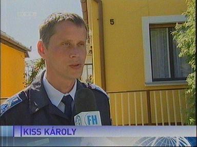 Kiss Károly, körzeti megbízott, Zalaszentlászló