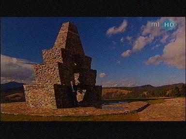 Magyar honfoglalási emlékmű, Vereckei-hágó