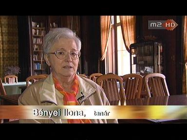 Bényei Ilona, tanár