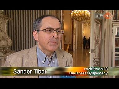 Sándor Tibor, osztályvezető, Budapest Gyűjtemény
