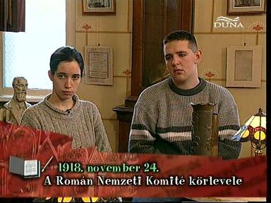 1918-11-24: A Román Nemzeti Komité körlevele