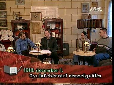 1918-12-01: Gyulafehérvári nemzetgyűlés