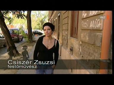Csiszér Zsuzsi, festőművész