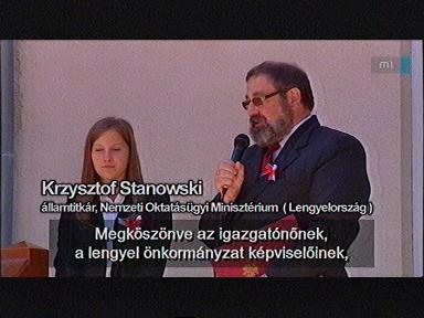 Krzysztof Stanowski, államtitkár, Nemzeti Oktatásügyi Minisztérium, Lengyelország