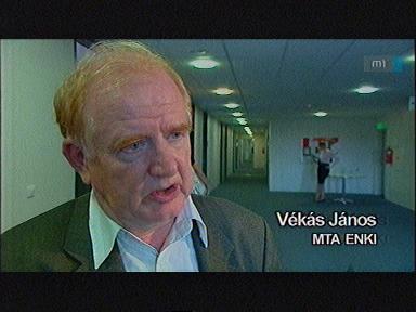 Vékás János, MTA ENKI