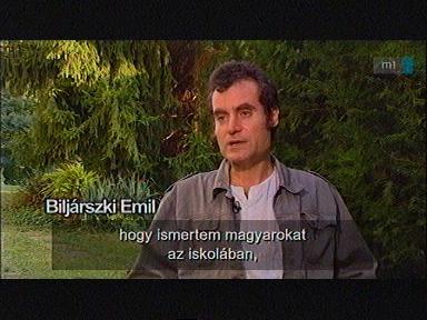 Biljárszki Emil