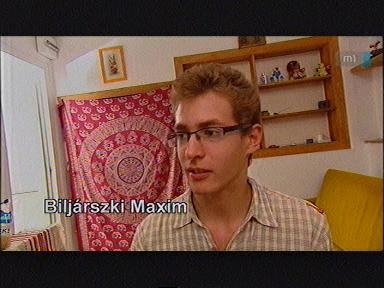 Biljárszki Maxim