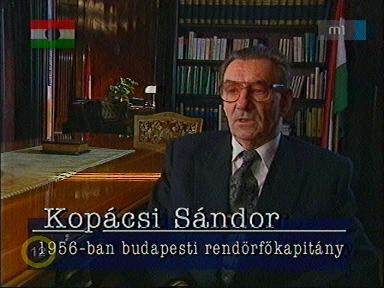 Kopácsi Sándor rendőr altábornagy
