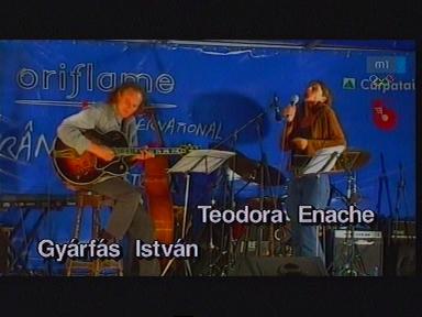 Gyárfás István; Teodora Enache