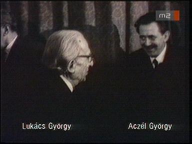 """Képtalálat a következőre: """"illyés gyula és Aczél"""""""