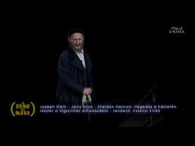 Joseph Stein - Jerry Bock - Sheldon Harnick: Hegedűs a háztetőn