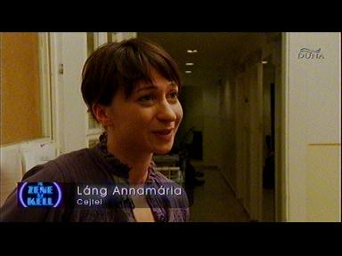 Láng Annamária