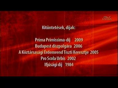 Dr. Ranschburg Jenő gyermekpszichológus kitüntetései, díjai