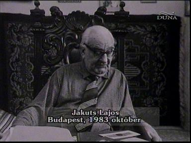 Jakuts Lajos, Budapest, 1983-10