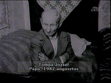 Tompa József, Pápa, 1982-09