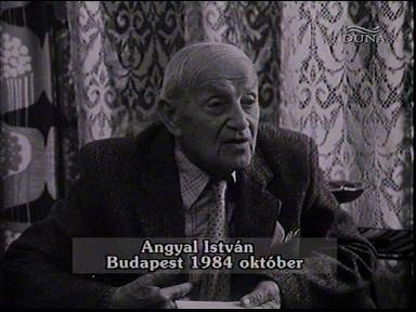 Angyal István, Budapest, 1984-10