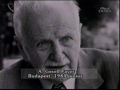 A. Gesell Payer, Budapest, 1984-06