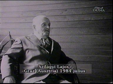Szilágyi Lajos, Graz (Ausztria), 1984-07