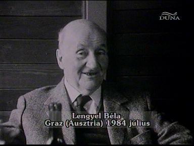 Lengyel Béla, Graz (Ausztria), 1984-07