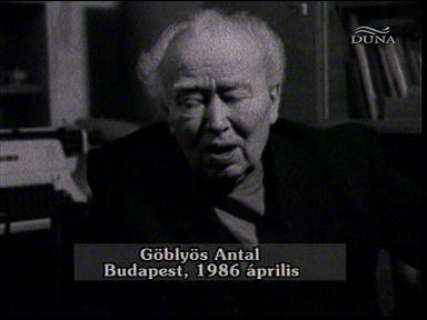 Göblyös Antal, Budapest, 1986-04