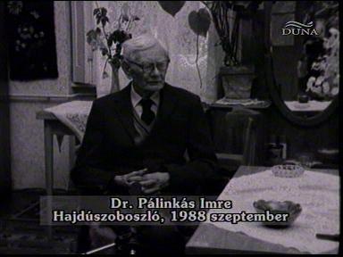 Dr. Pálinkás Imre, Hajdúszoboszló, 1988-09